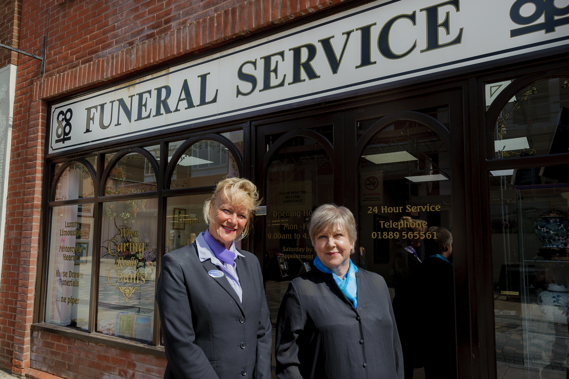 Uttoxeter Co-operative Funeral Service